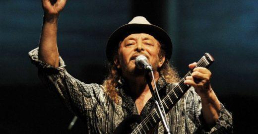Geraldo Azevedo faz show gratuito no Arraiá Campo Grande
