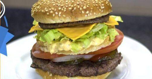 Faça um McWhopper, o hambúrguer da 'paz' do McDonald's e Burger King