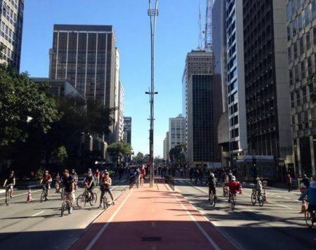Meta da prefeitura é entregar 400 km de ciclovia até o fim de 2015
