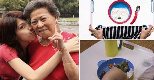 Vendo dificuldades da avó, designer cria louças que ajudam pacientes com Alzheimer