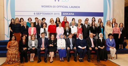 G-20 cria grupo de líderes mulheres em luta pela igualdade de gênero