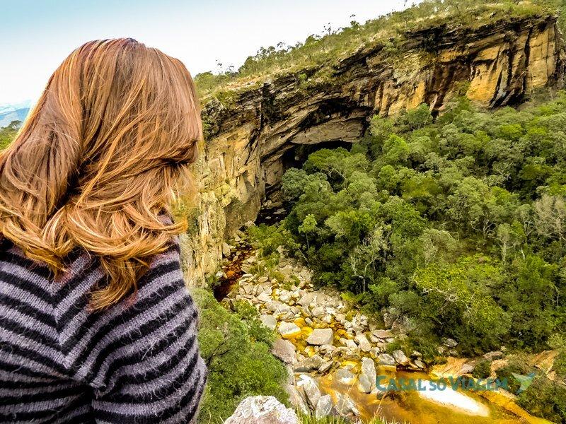 Mirante no ciruito das Águas - Parque Estadual do Ibitipoca