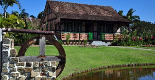 Toda elegância do Vale Europeu, em Santa Catarina