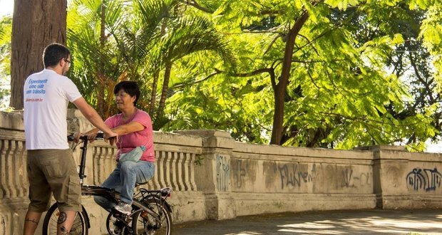 Bike Anjo/ Foto: Reprodução/ Facebook