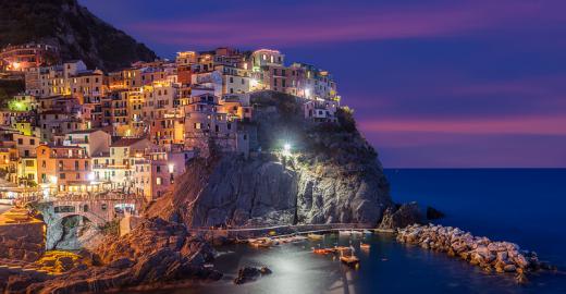 9 cidades ao redor do mundo construídas à beira de precipícios