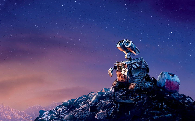 Reprodução/WALL-E
