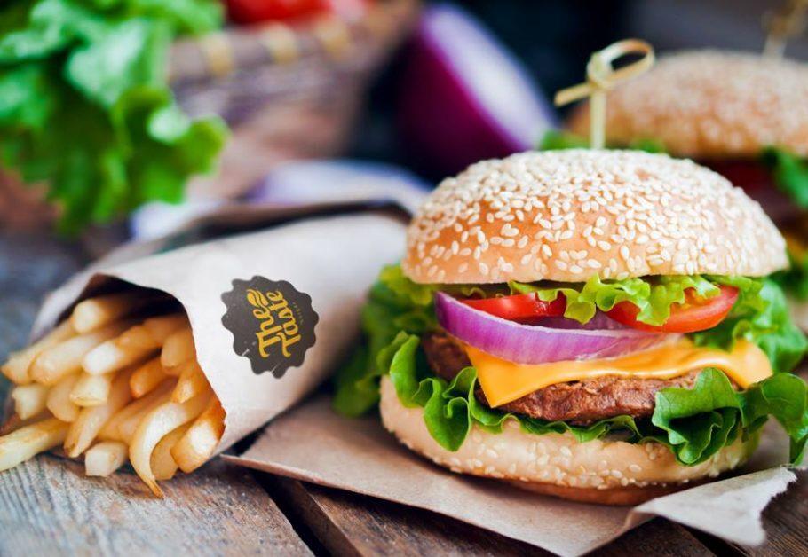 The Taste Burger/ Foto: Reprodução/ Facebook