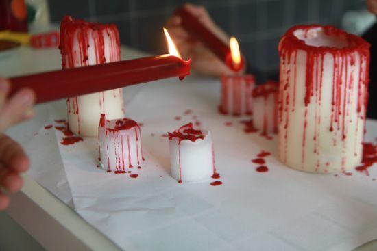 17 ideias para fazer uma festa de halloween bomb stica e assustadora. Black Bedroom Furniture Sets. Home Design Ideas