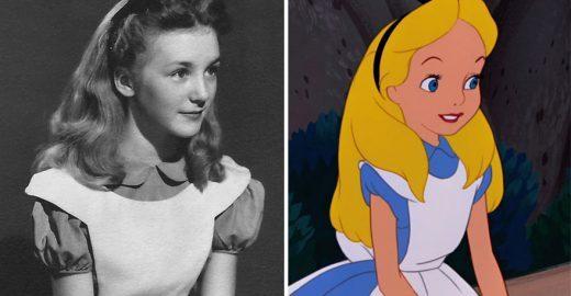 Conheça a modelo que inspirou Alice no País das Maravilhas da Disney