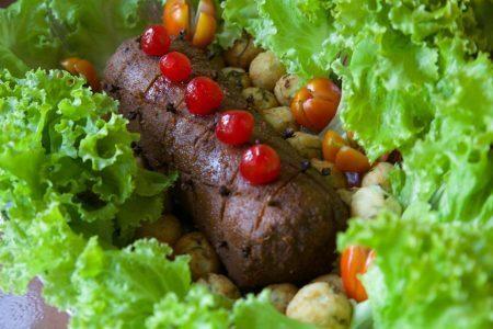 O Ninho Vegano faz eventos gastronômicos na zona norte