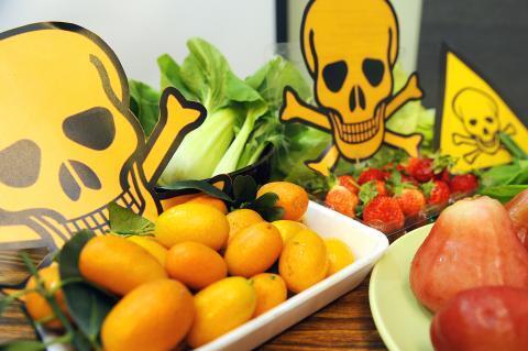 Sem controle de alimentos, Brasil é o maior consumidor mundial de agrotóxicos