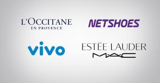 Vagas na Netshoes, Vivo, L'Occitane, Estée Lauder e mais
