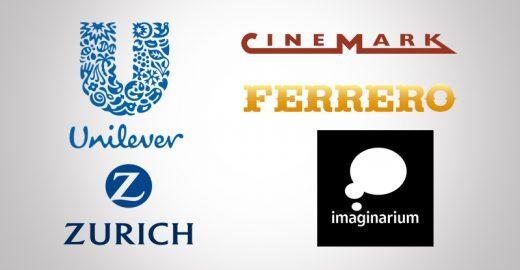 Vagas na Unilever, Ferrero, Imaginarium, Cinemark, Zurich e mais