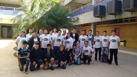Encontro dos voluntários do Code Club de Santa Catarina