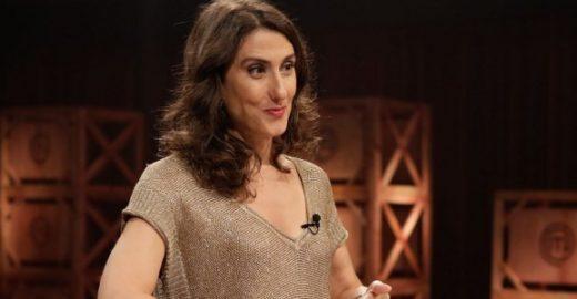 Paola Carosella nega machismo na competição do 'Master Chef'
