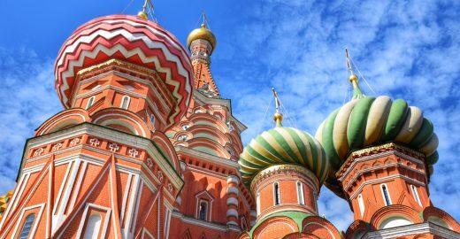 11 motivos para você ir para a Rússia