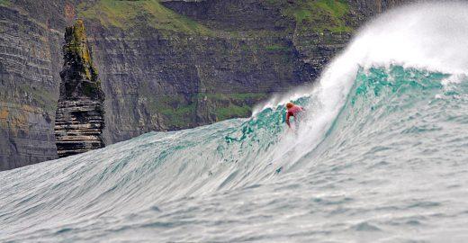 Turismo de aventura na Irlanda é possível
