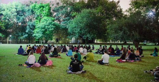 Pra ficar zen: Ibirapuera tem meditação da lua cheia GRÁTIS