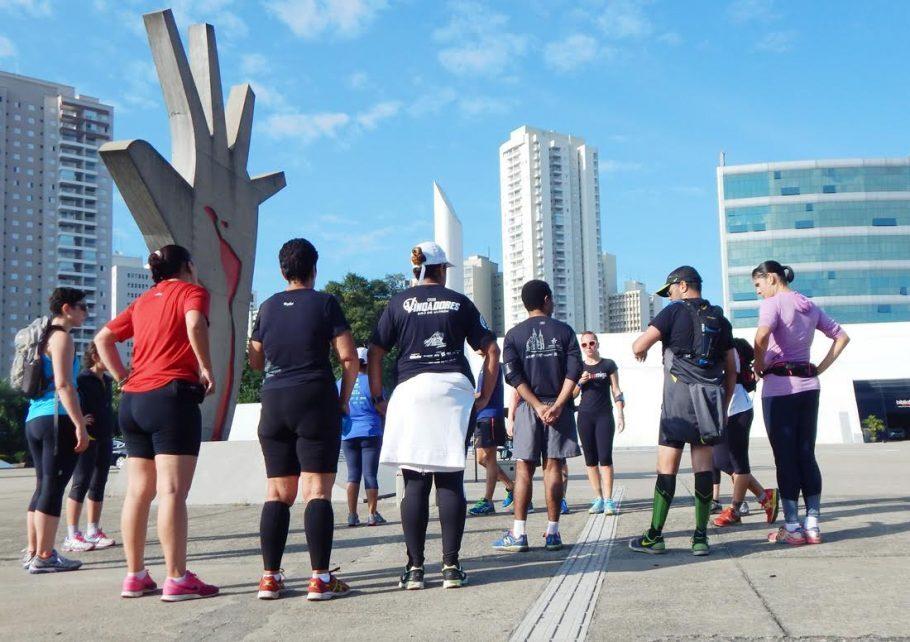 A ideia do grupo é apresentar a cidade aos imigrantes (Divulgação/Desbravadores de Sampa)