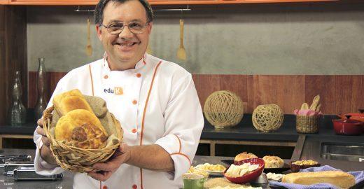 Curso gratuito ensina a fazer pães e massas frescas sem glúten; garanta sua vaga