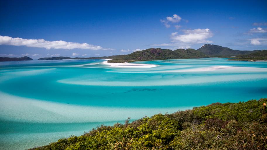 27 lugares surpreendentes onde a natureza predomina