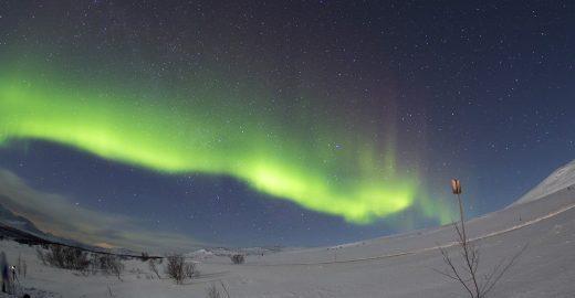 Tromsø, a capital mundial da aurora boreal