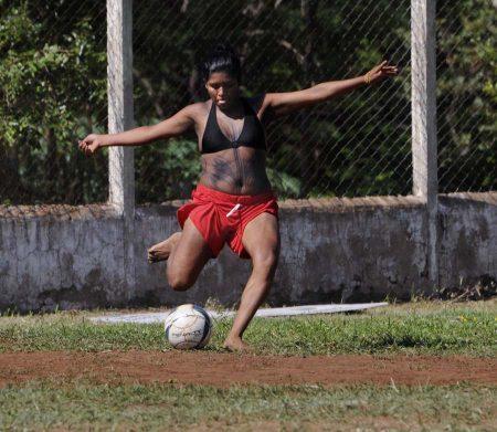 """""""As Donas da Bola"""" (foto: Nair Benedicto)"""