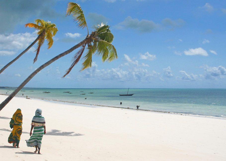 Zanzibar, na Tanzânia