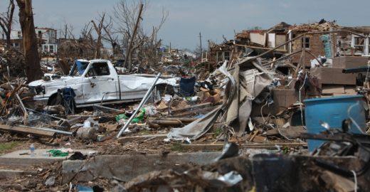 Desastres mataram cerca de 525 mil pessoas nos últimos 20 anos