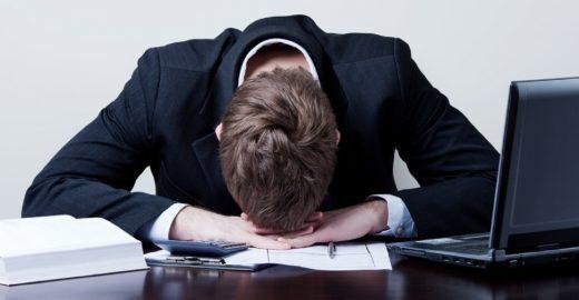 Aumentam os casos de depressão entre empresários e executivos
