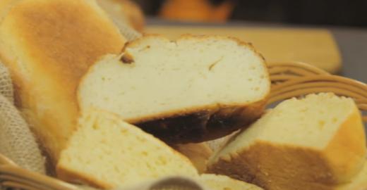 Chef ensina a fazer pães e massas frescas sem glúten em curso on-line
