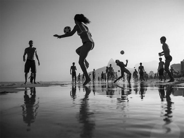 Praia de Ipanema por Simone Monte