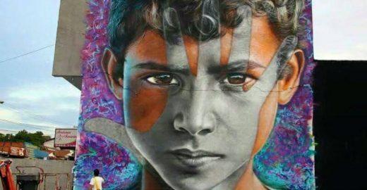 Os 30 melhores murais da arte de rua brasileira