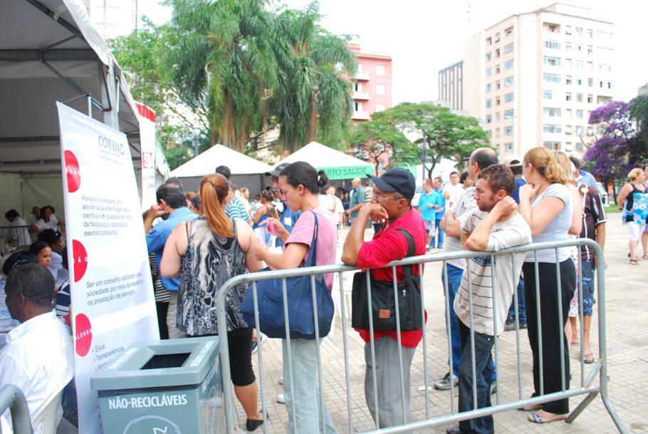 O evento acontece no dia do aniversário de SP (Divulgação)