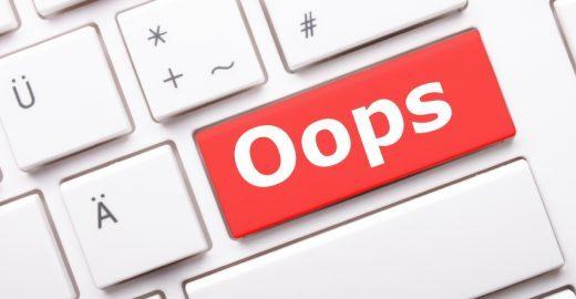 Os erros mais comuns de um calouro no mercado de trabalho