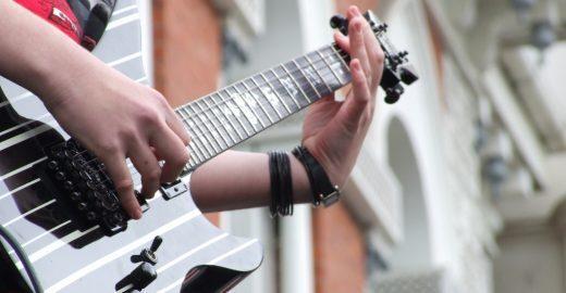 Site oferece aulas on-line e gratuitas de guitarra