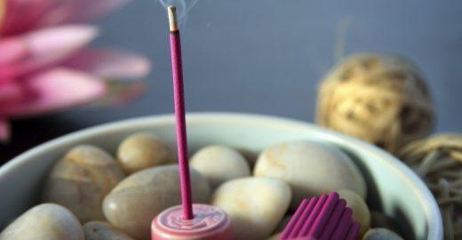 Faça seu próprio incenso em casa