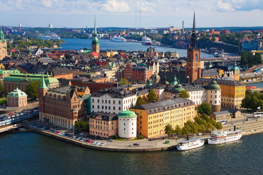 3 - Suécia (90.43 pontos)