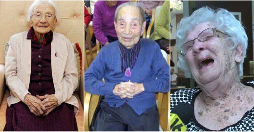 Eles passaram dos 100 anos e contaram qual o segredo da longevidade