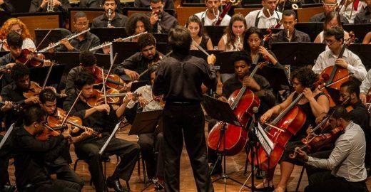 Orquestra Juvenil da Bahia abre inscrições