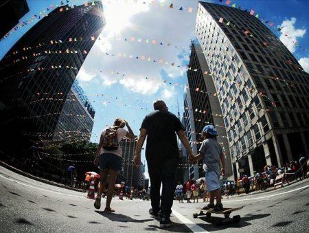 Projeto de lei quer contemplar avenida Paulista e outras ruas abertas de SP
