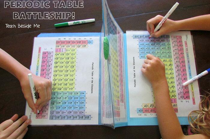 tabela periodica batalha naval - Tabela periódica - Saiba como Aprender e Arrebentar nas Provas de Vestibulares e Enem.