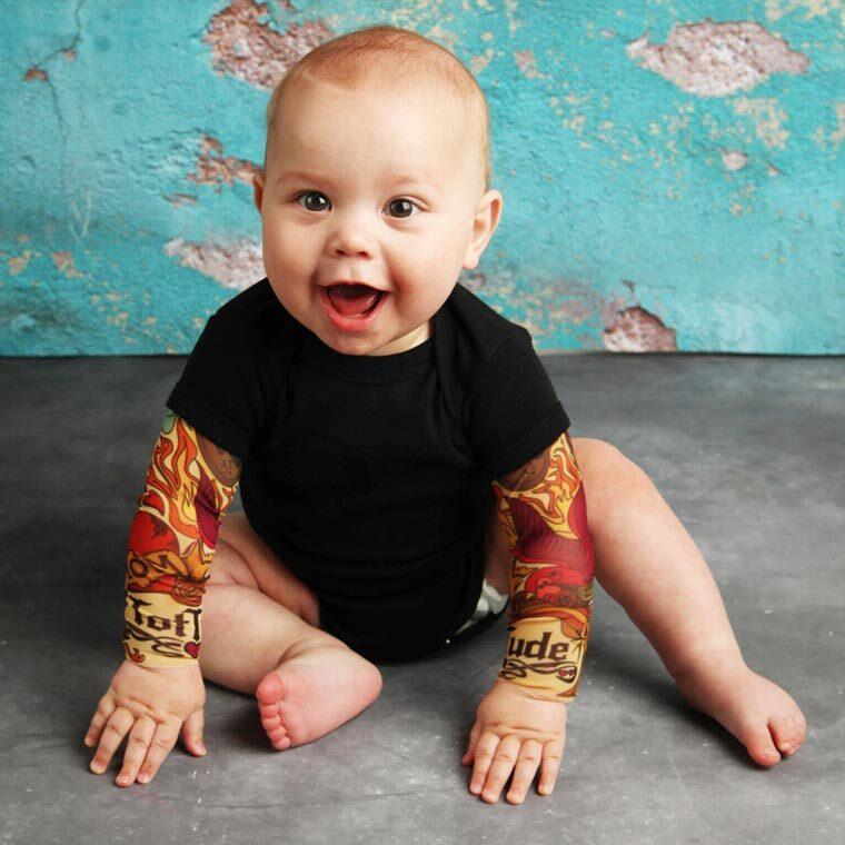 Baby-Tattoo-Sleeve-Shirts-top