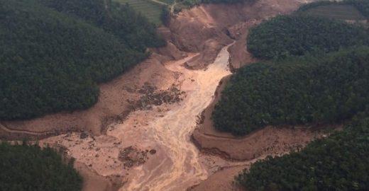 Samarco, Vale e BHP vão decidir quem e como indenizar por desastre
