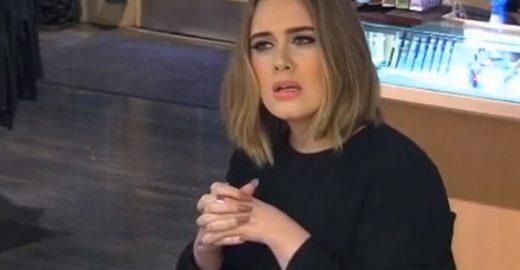 Adele melhor pessoa: cantora participa de pegadinha com Ellen DeGeneres