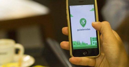 Novo aplicativo mapeia lugares com acessibilidade para cadeirantes