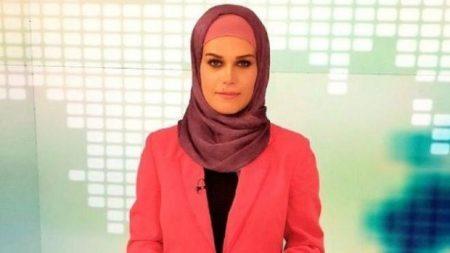 Apresentadora trabalhava na Press TV desde 2007; ela é divorciada e tem um filho