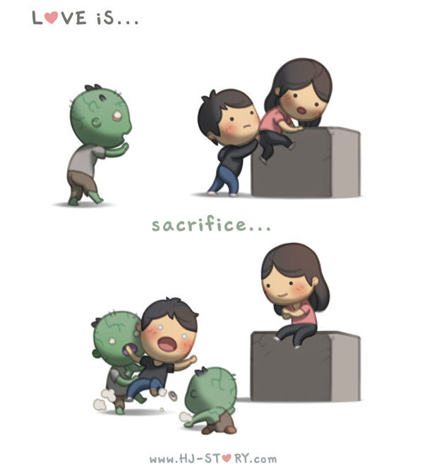 Amar é... sacrifício
