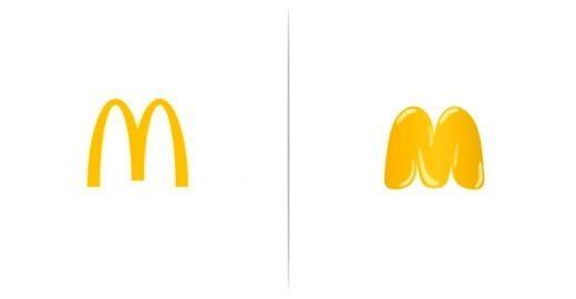 8 logos famosos afetados por seus próprios produtos
