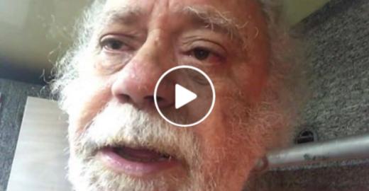 Em vídeo, Tonico Pereira diz que vai usar Lei Rouanet para prótese peniana